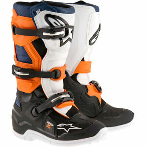 2021 Alpinestars Tech 7S Youth Kids MX Motocross Offroad Boots Pick Size & Color