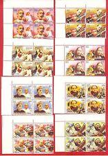 SET B/4 # 2954-61-C Indian Musicians Music 8v 2014 MNH
