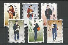 I.o.m 2001 postale UNIFORMI SG, 929-934 UM/m N/H LOTTO R449