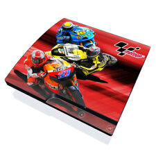 Skin Kit for PS3 SLIM Console ~ SPEED COLLAGE MotoGP ~ Decal Sticker