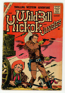 JERRY WEIST ESTATE: WILD BILL HICKOK & JINGLES #68 (VG) & CHEYENNE KID #26