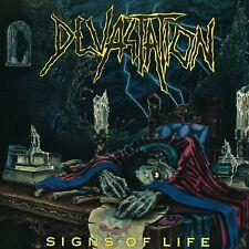 Devastation-Signs of Life Re-Release-CD - 164726