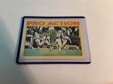 LARRY CSONKA 1972 #259 TOPPS PRO ACTION UNGRADED TRADING CARD
