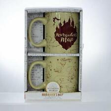 Seven20 Harry Potter Maruder's Map 11oz Ceramic Mug Gift Set (Set of 2 Mugs)