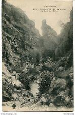 CPA-Carte postale- FRANCE - Gorges d'Enval - Le Rocher du Bout du Monde - 1906
