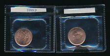 """Canada 1999P  Magnetic Small Cent Coin RARE FROM P""""L"""""""