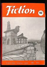 REVUE  FICTION  N°  113- 1963  - COMME NEUF/ NEUF - - NON LU -
