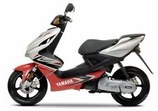 Yamaha Aerox 100 (YQ100) - MBK Nitro 100 SERVICE , Owner's  & Parts Manual CD