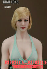 1/6 Melissa Benoist American Female Head Sculpt For Phicen HotToys SHIP FROM USA