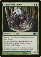 1X FOIL Stingerfling Spider MTG Magic CORESET 2012 M12 197/227