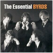 BYRDS - THE ESSENTIAL -2CD   POP-ROCK INTERNAZIONALE