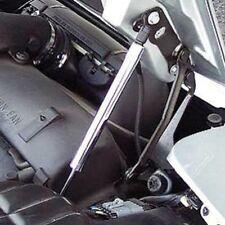 C5 Corvette Hood Support Strut Chrome Sleeve Covers Left + Right Fits: All C5's