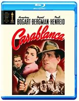 Casablanca [Blu-ray] [1942] [Region Free] [DVD][Region 2]