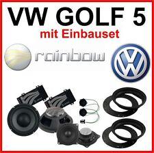 Rainbow IL-C8.3 VW Golf 5  Lautsprecher für VW Golf 5 Tür Boxen vorne Golf 5