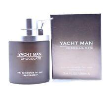Yacht Man Chocolate Cologne by Myrurgia Perfume For Men 3.4 oz 100 ml Edt Spray