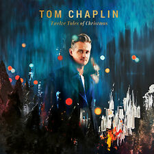 Tom Chaplin Twelve Tales of Christmas CD 12 Tracks Incl 2000 Miles River.