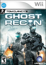 Tom Clancy''s Ghost Recon WII New Nintendo Wii