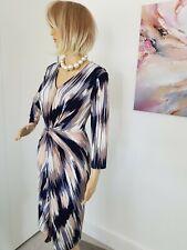 WINDSMOOR GORGEOUS AUTUMN DRESS SIZE 12/14 WORN ONCE BEAUTIFUL DRESS