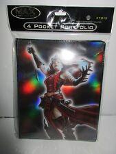 Sammelordner Sammelalbum Sammelmappe MAX 4 Pocket Mistress passend für Yugioh