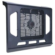 PLEOMAX PNC-2 Latop cooler Metal USB 140mm slient fan 12.1-16inch PNC2 Black