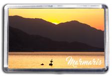 FRIDGE MAGNET - MARMARIS Turkey Collectable Holiday Souvenir Sea & Coastline