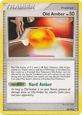 Old Amber 89/99  Platinum Arceus MINT! Pokemon