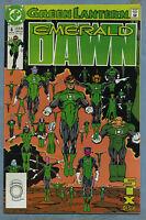 Green Lantern Emerald Dawn #6 1990 DC Comics v