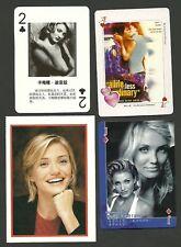 Cameron Diaz American Movie Actress Fab Card Collection