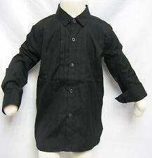 NWT Burberry Children Kids Boy 5Y 110cm Dress Shirts Cotton Coat Holiday Gift