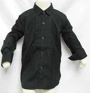 NWT Burberry Children Kids Boy 5Y 110cm Dress Shirts Cotton Coat Holiday Gift