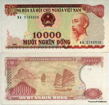 UN BILLET neuf du VIETNAM 10000 DONG P115 1993 Voir scan haute def