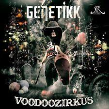 GENETIKK - VOODOOZIRKUS  CD NEU