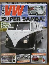 Ultra VW issue 75 Volkswagen Zwitter Beetle T25 T5 Camper Samba Bus Westfalia