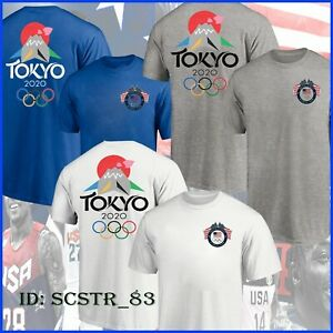 SALE OFF!! Tokyo Olympic Shirt 2021 Team USA T-shirt Unisex All Size