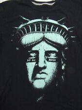 Super Bowl XLVIII Statue Of Liberty Nike T-Shirt S