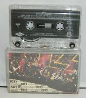 Kiss MTV Unplugged Cassette Tape - Mercury Recorded Live Simmons Frehley Criss