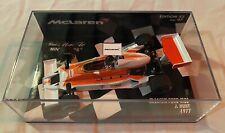 1:43 Minichamps McLaren Ford M26 James Hunt 1977 - New Condition