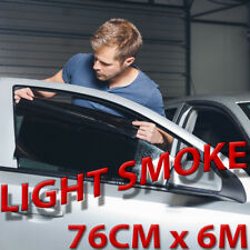 LIGHT SMOKE 35% CAR WINDOW TINT FILM KIT 76CM x 6M. FULL VIDEO & TOOLS. THE BEST