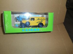 1:43 Elicor Citroen 500 KG1934 MICHELIN MAN Delivery Truck Made In France 1050