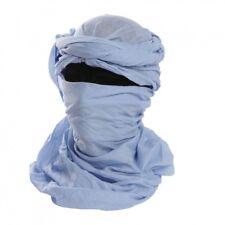Chèche bleue ciel (100% coton)