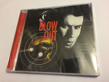 BLOW OUT (Pino Donaggio) OOP Intrada Ltd Score OST Soundtrack CD SEALED