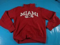 vtg 90s Miami  university college spell out sweatshirt sweater jumper