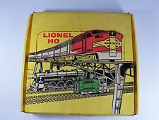 LIONEL HO Train Set No. 5723 Steam Switcher Freight Set with Box vintage scale