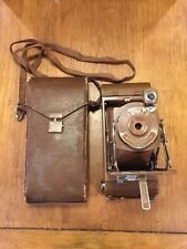 Kodak No 1 Camera With Carrying Case