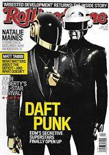 Rolling Stone Magazine Daft Punk Arrested Development The National Debt 2013 .