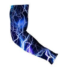 SA Co. - SA SINGLE ARM SHIELD™ | BLUE LIGHTNING