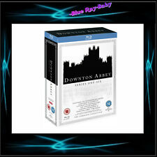 DOWNTON ABBEY - COMPLETE COLLECTION SERIES 1 2 3 4 5 6 *** BRAND NEW BLURAY ***