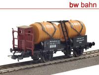 Sachsenmodelle H0 Wein-Fasswagen aus dem Set 14111 Güterwagen Württemberg