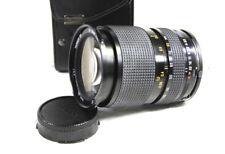 Tamron SP 1:3.5-4.2 F=28-80mm CF Macro BBAR MC Zoom Lens. Canon FD Adaptall 2.