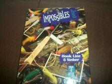 HOOK LINE AND SINKER    BEPUZZLED IMPOSSIBLES BORDERLESS PUZZLE w/5 XTRA PIECES